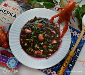 Праздничная ботвинья по старорусскому рецепту