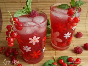 Яблочно-смородиновый «Малинад»