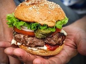 Настоящий домашний бургер
