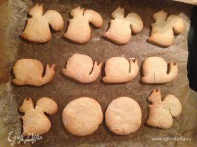Лучшее песочное печенье