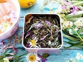 Копорский чай с травами