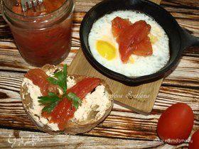 Быстрые томаты-конфи