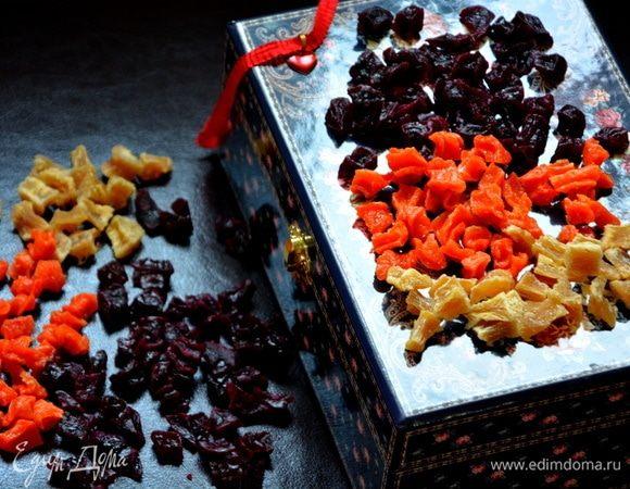 Цукаты: свекла, морковь, имбирь