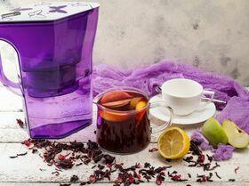 Ароматный чай с гибискусом