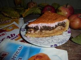 Трехцветный пирог