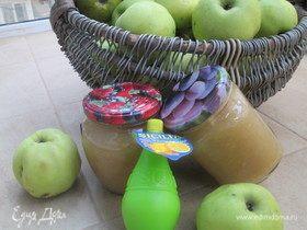 Яблочное пюре «Неженка»