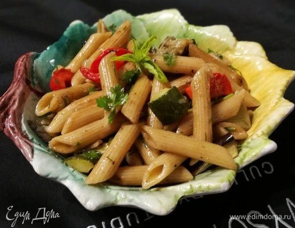 Салат паста