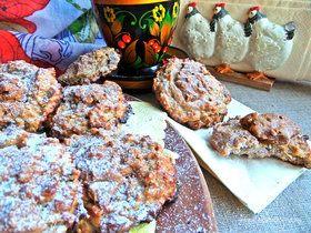 Печенье с ревенем