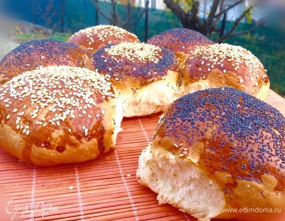 Хлебная «ромашка»