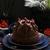 Влажный шоколадный кекс с джемом