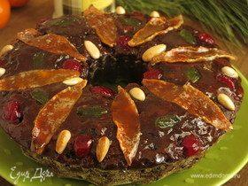 «Чертозино» — болонский рождественский кекс