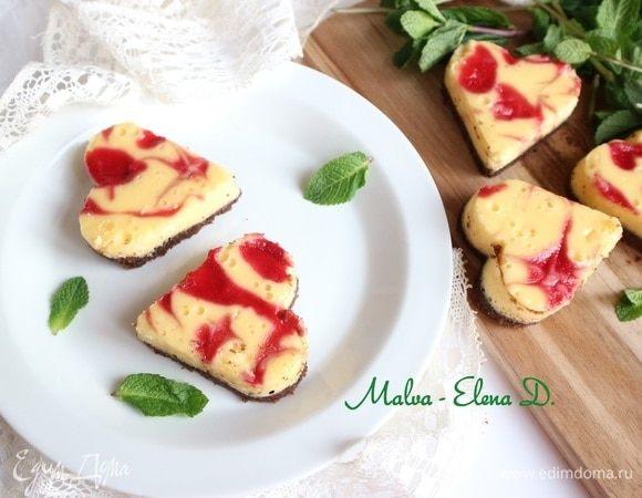 Печенье с маскарпоне и белым шоколадом