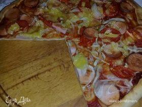 Пицца обычная