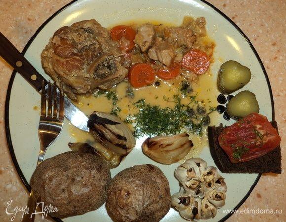 Мясо по-женевски