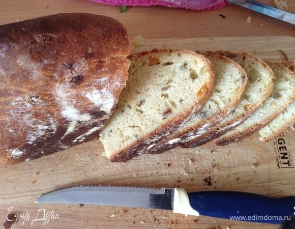 Хлеб выходного дня