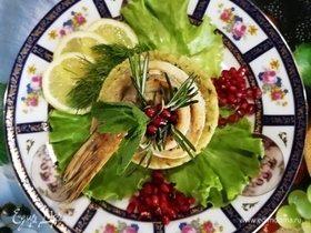 Пряный лимонный рис со щукой