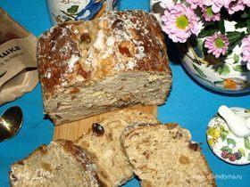 Чайный хлеб с сухофруктами