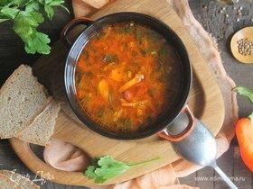 Суп-лобио