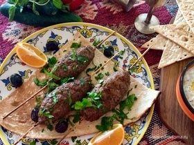 Быстрый и ароматный кебаб