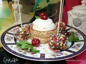 Пирожное «Нежный поцелуй»