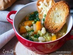 Тосканский суп «Риболлита»