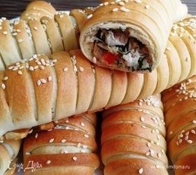 Пирожки с курицей «Чемпион»