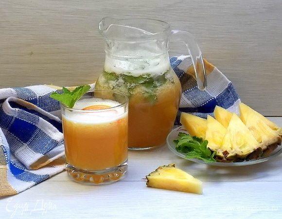 Лимонад «Дерзкая мята»