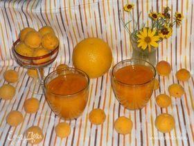 Смузи «Оранжевое лето»