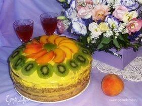 Торт «Шкатулка»