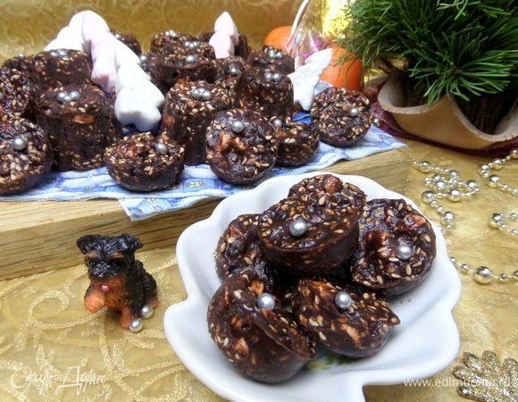 Конфеты «Чернослив в шоколаде»