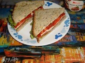Рыбные сэндвичи
