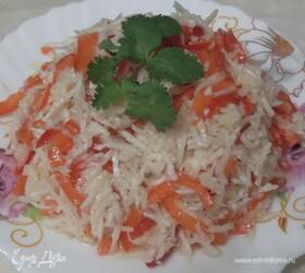 Салат из редьки по-корейски
