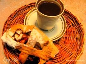 Какао с восточной изюминкой
