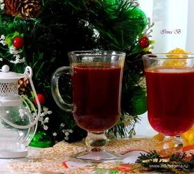 Облепихово-можжевеловый напиток