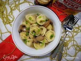 Итальянская паста тортеллини