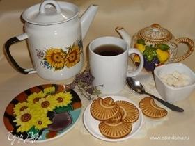 Чай с травами и пряностями