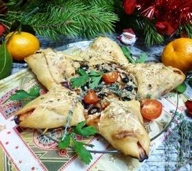 Пицца «Звезда»