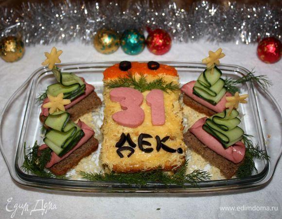 Завтрак «31 декабря»