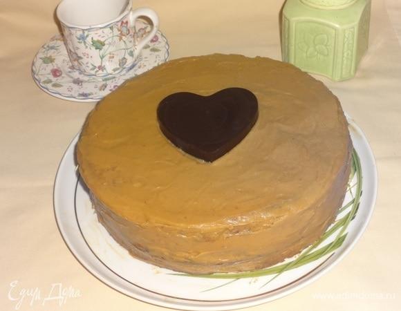 Торт «Для любимого мужа»