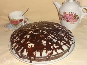 Кекс-торт «Воскресное угощение»