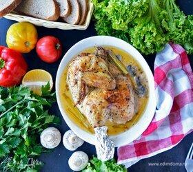 Курица «Том Ям» с лемонграссом в кокосовом молоке