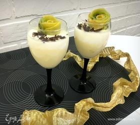 Сметанный десерт «Тропический вкус»