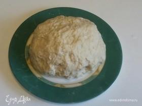 Легкое тесто для домашних пельменей