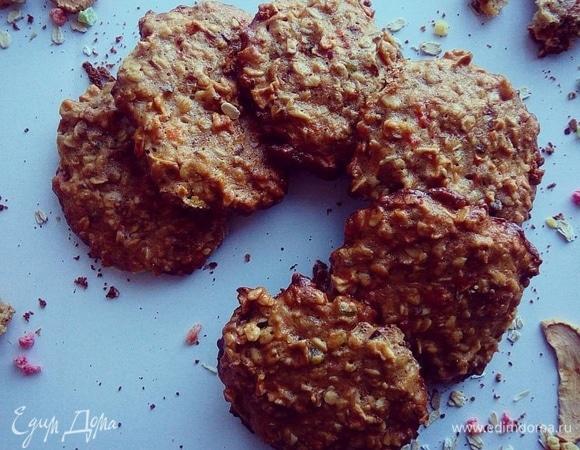 Rock Cakes («Каменные кексы»)