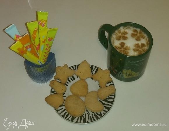 Домашнее печенье со специями