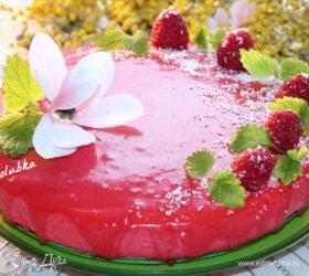 Торт «Малина»
