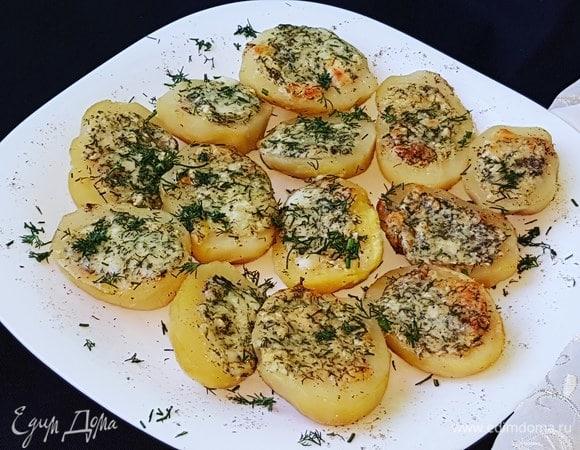 Ароматная картошечка в духовке