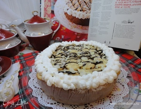 Торт «Снегурочка»