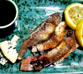 Маринованный карп для суши