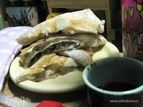 Полезные роллы на завтрак